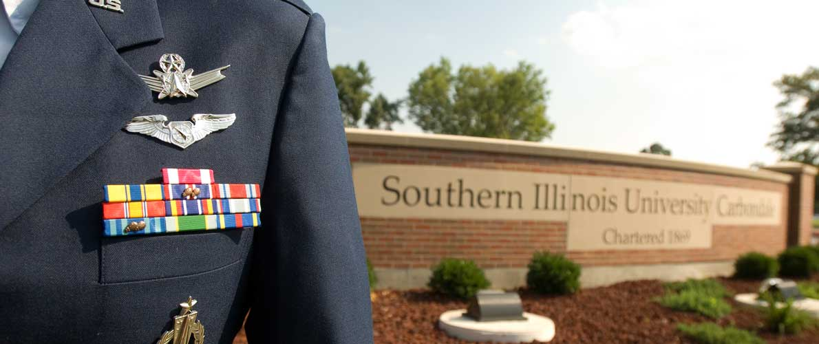 Military on SIU Campus